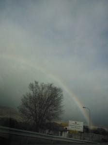 Últimamente me persiguen los arcoiris... :)